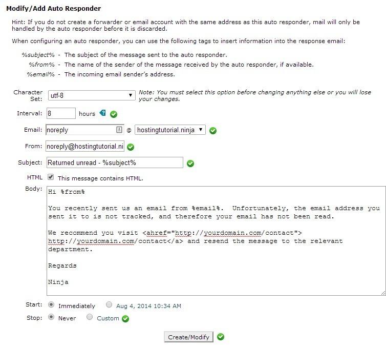 email-autoresponder-cpanel