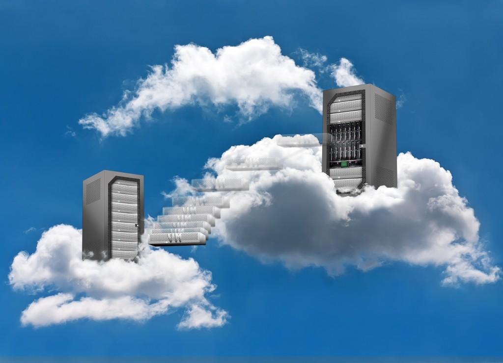 Cloud Computing - Virtual Machine Motion